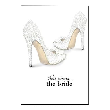 Hallmark Wedding Greeting Card, Here Comes the Bride (0295QUW4552)