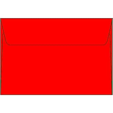 Royal Consumer Geographics Envelopes, Red, 50/Pack (47882)