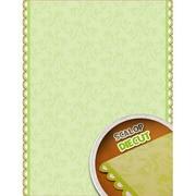 Royal Consumer Geographics Invitations, Green, 40/Pack (47644)