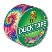 Duck® Printed Duct Tape, 10 yds. Multicolor (283268)