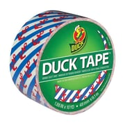 Duck® Printed Duct Tape, 10 yds. Multicolor (283925)