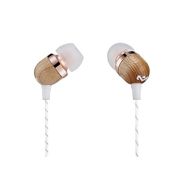 House Of Marley EM-JE041-CP Smile Jamaica In-Ear Headphones, Copper