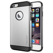 Spigen Armor Case for iPhone 6/6s, Silver (SGP10958)
