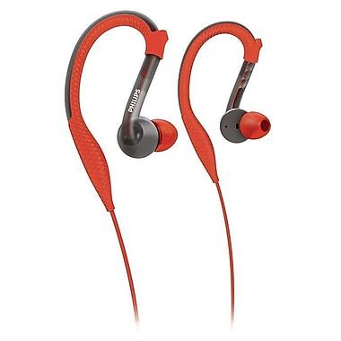 Phillips Collection SHQ3200/ORG ActionFit Sports Headphones, Orange