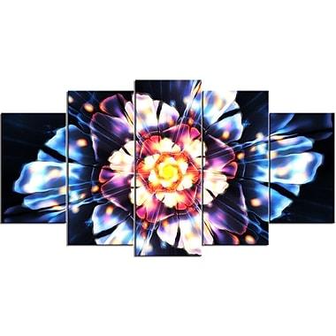 Designart – Art imprimé sur toile, énergie naturelle, 5 panneaux, (PT3389-373)