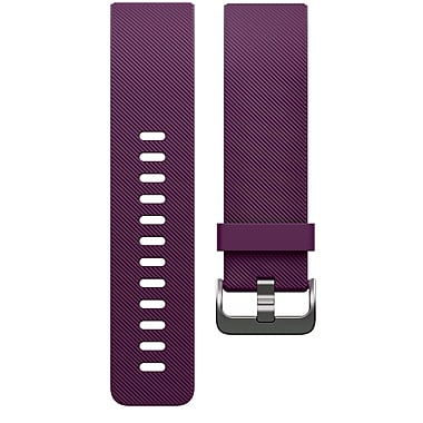 Fitbit Blaze Accessory Band, Plum, Small