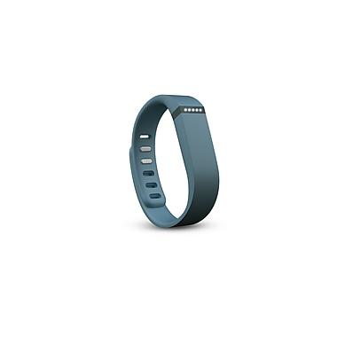 Fitbit – Bracelet pour l'activité et le sommeil sans fil Flex, ardoise