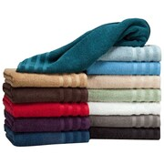 Martex Egyptian Wash Cloth; Dark Brown