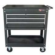 Excel Wide 4 Drawer Utility Cart