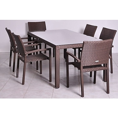 International Home Miami Liberty Dining Table
