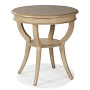 Fairfield Chair End Table; Light Dusty Khaki