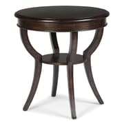 Fairfield Chair End Table; Charcoal Graphite