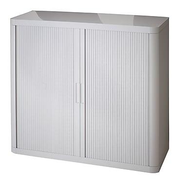 Paperflow EasyOffice 2 Door Credenza; Gray