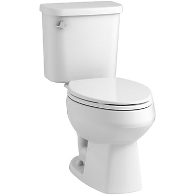 Sterling by Kohler Windham 12'' Rough-in Elongated Toilet Tank; White