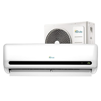 Senville Leto 9,000 BTU Ductless Mini Split Air Conditioner w/ Remote WYF078277710466