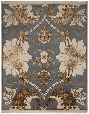 Shalom Brothers Jewel Hand-Knotted Area Rug