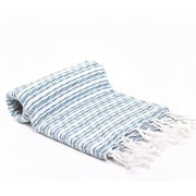 Buldano Turkish Bath Towel; Blue