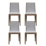 Argo Furniture Timber Side Chair (Set of 4)