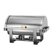 Atosa Gold Accent 8 Qt Roll Top Chafing Dish
