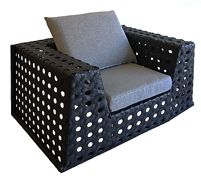 100 Essentials Happy Hour Chaise Lounge w/ Cushion