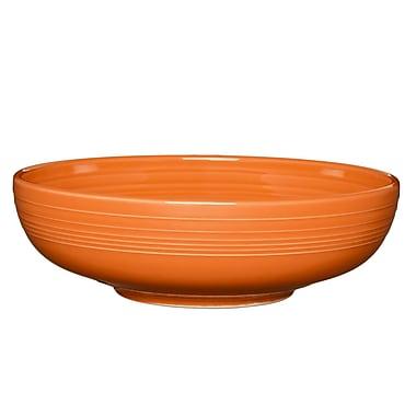 Fiesta 96 oz. Bistro Bowl; Tangerine