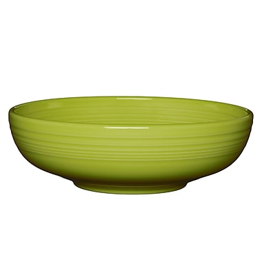 Fiesta 96 oz. Bistro Bowl; Lemongrass