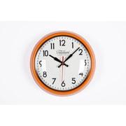 Control Brand 10.25'' Orange Cambridge Clock (G131410ORG)