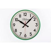 Control Brand 11.5'' Green Corby Clock (G131512GRN)