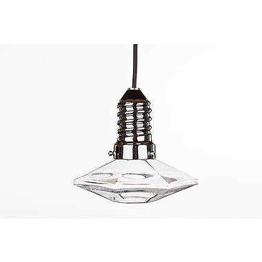 Control Brand LED Karla Pendant Lamp, Clear (LM372PCLR)