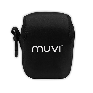 Veho VCC-A050-KWB MUVI™ K-Series Neoprene Carry Pouches