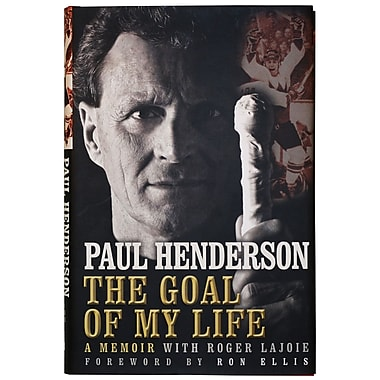 Paul Henderson Signed