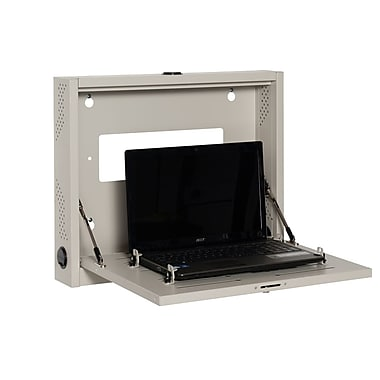 Versa Tables Wall Mount Computer Station Laptop (SP30402)