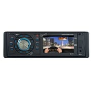 "Supersonic® SC-312 Car DVD Player with 3"" TFT LCD Display, Black"