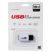 Unirex 16GB USB 2.0 Flash Drive (usfp-216m)