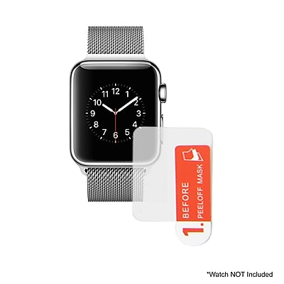 Mgear Accessories Tempered Glass Screen Protector (apple-watch-tmpr-gls-42)