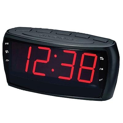 Supersonic Digital AM/FM Alarm Clock Radio (sc-379)