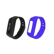 Naxa LifeForce+ Fitness Watch, Blue (nsw-13blu)