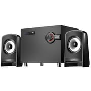 Supersonic sc-1123bt Bluetooth Multimedia Speaker System, Black