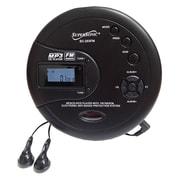 Supersonic sc-253fm Portable CD Player, Black