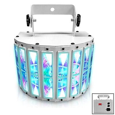 Technical Pro Professional DJ Multi Beam LED 48 Lens Multi Angle Light with DMX; 110/220 V (lg48x)