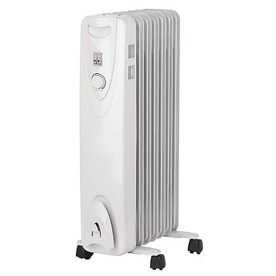 Optimus Portable Oil Filled Radiator Heater (H-6011)