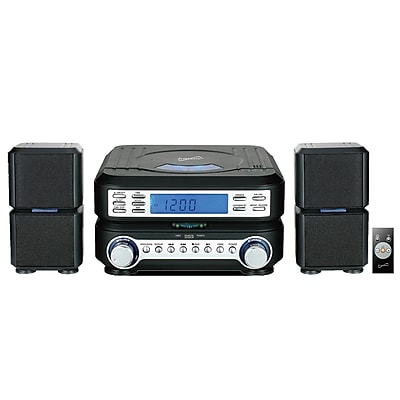 IQ sound® Bluetooth® Home Audio System sc-3366m