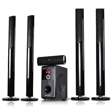 BeFree Sound Bluetooth Speaker System, bfs-910, 100 W & 18 Wx5, 50 W & 15 Wx5