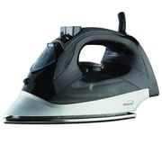 Brentwood Steam Iron With Auto Shut-OFF, Black, 10/Pack (MPI-90BK)