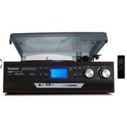 Boytone 3-Speed Home Turntable System , 120 V (bt-17djm)