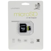 Unirex ums165m Memory Card, Class 10 (UHS-1), 16GB, microSDHC