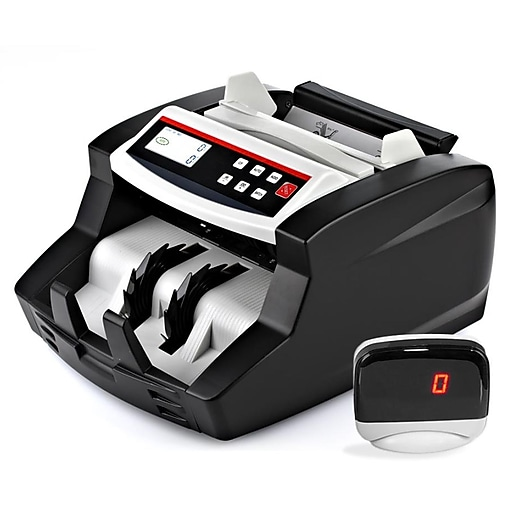 Pyle 85/250V Digital Cash Counting Machine, Black (prmc150)