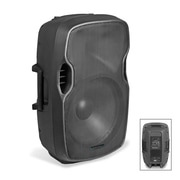 Technical Pro rhino15bt Bluetooth Loudspeaker, Black