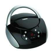 Naxa npb-240 Boombox Convenient Portable CD Player, Black