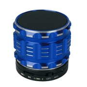 Naxa nas-3060-blue Bluetooth Portable Speaker, Blue